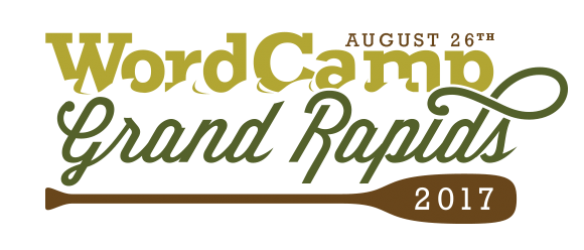 WordCamp Grand Rapids 2017